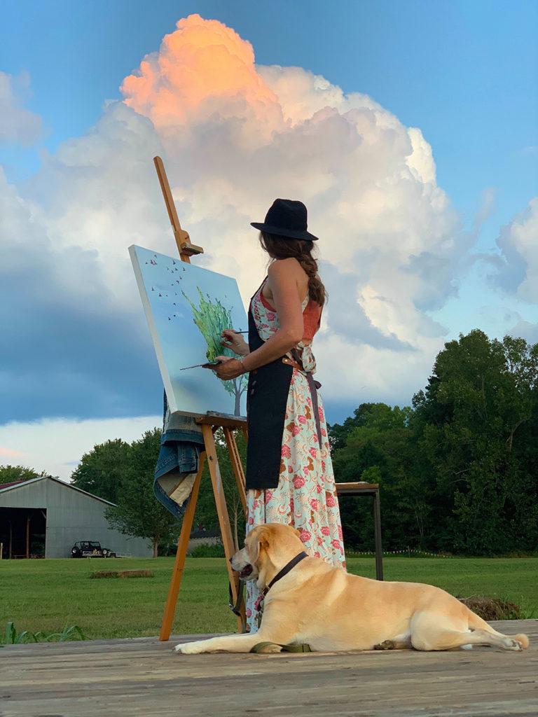 Artist's Statement by Nancy Joyce