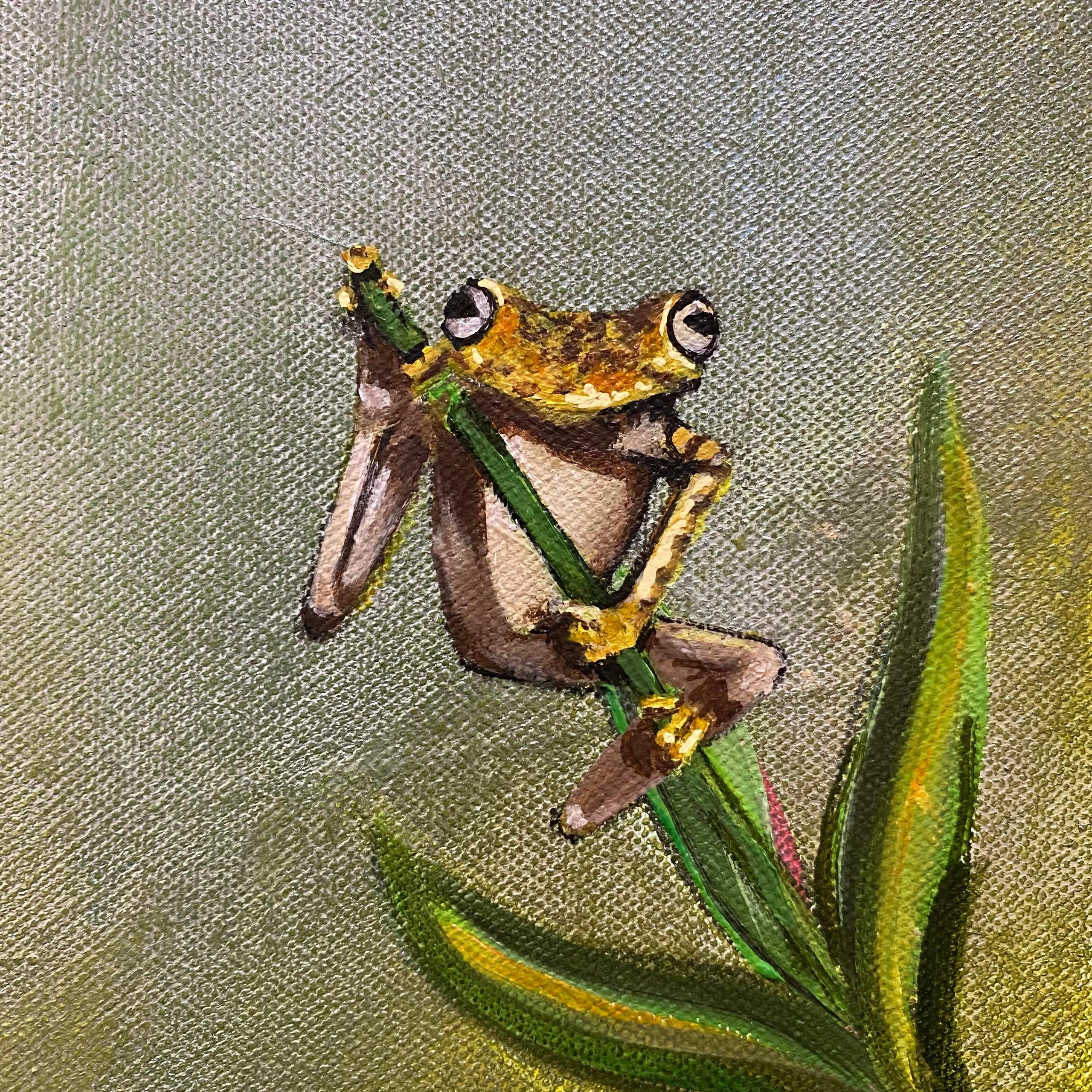 Garden of Eden painting (alt. view 2)