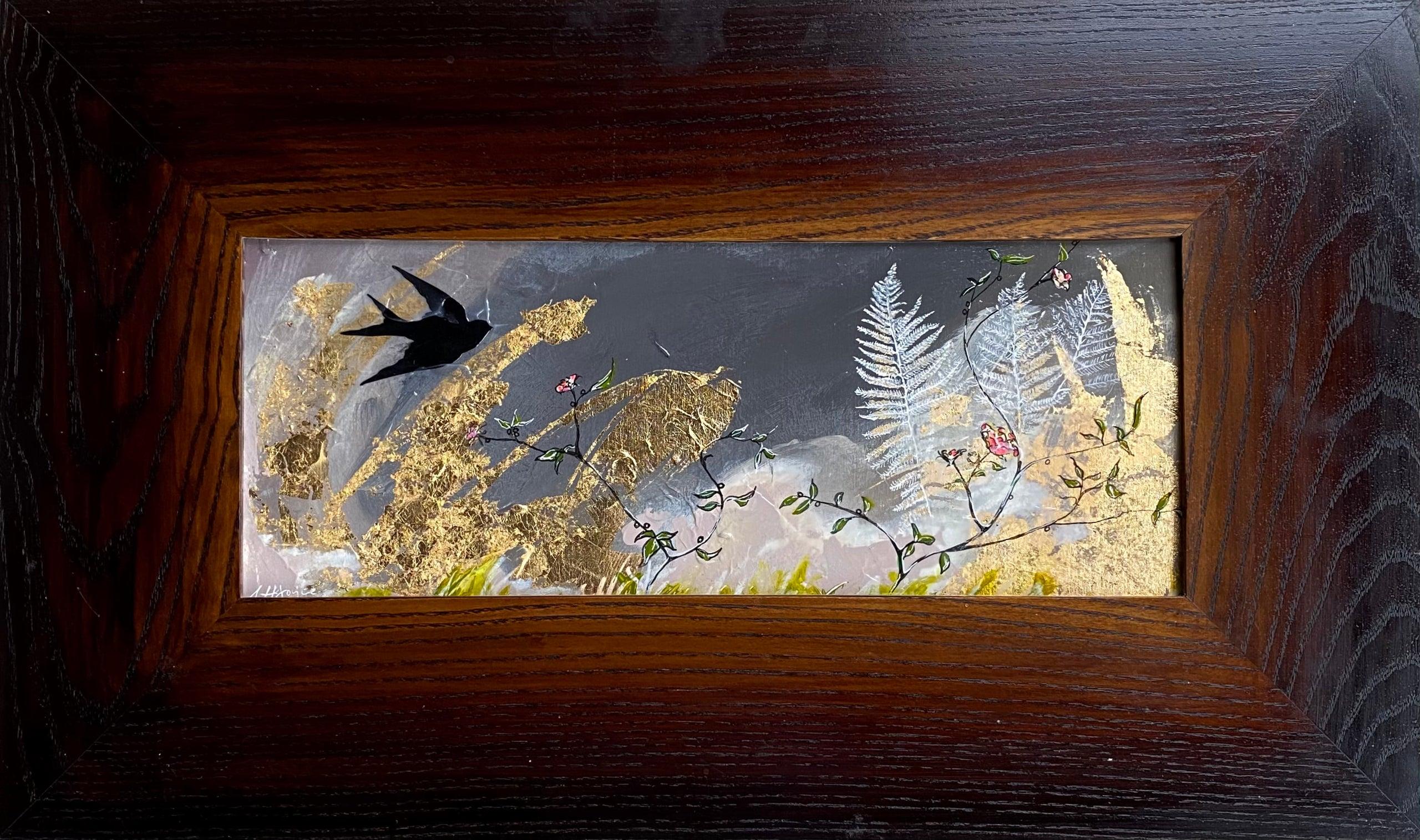 Drifter painting (alt. view 2)