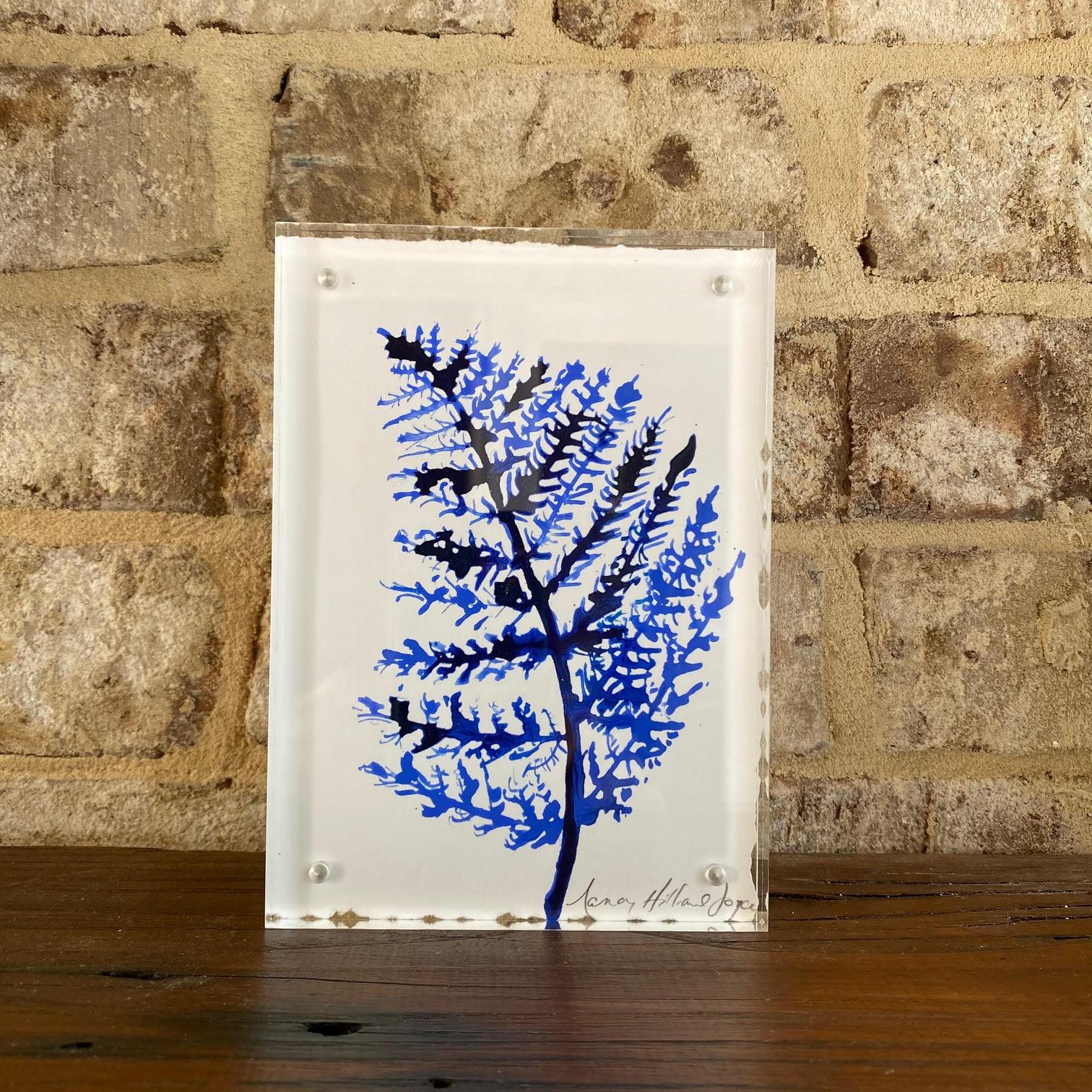 Ink Botanical 8 painting