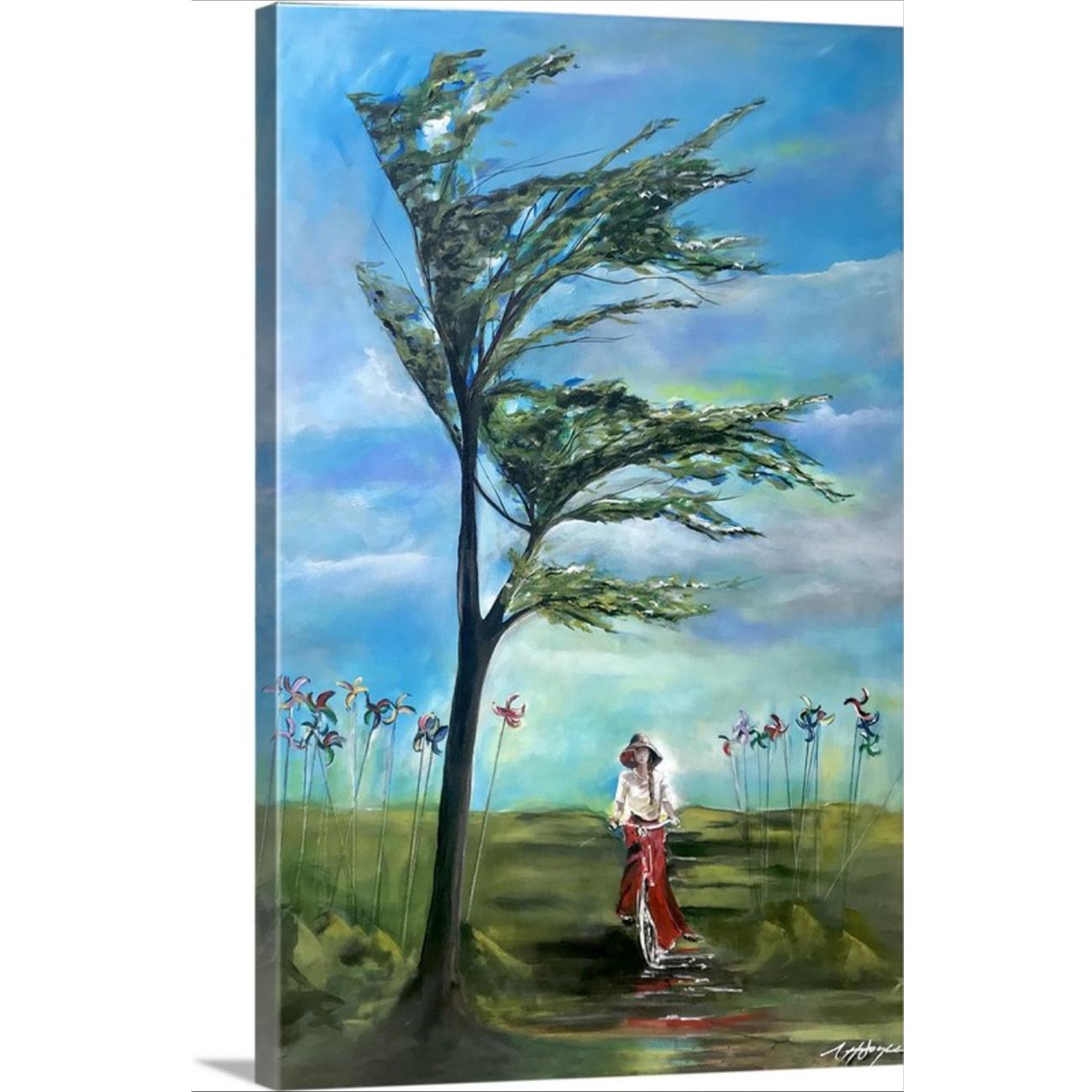 Windswept painting main